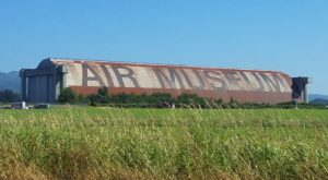 One Of The Last WWII Blimp Hangars Is Right Here In Oregon And It's So Worth A Visit