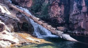 The Arizona Trail That Leads To A Stairway Waterfall Is Heaven On Earth