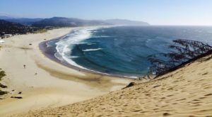 The Oregon Sand Dune Hike That Leads To The Most Magnificent View On The Coast