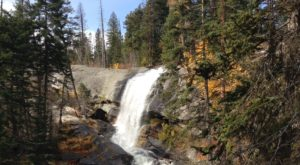 The Montana Waterfall Hike You've Never Heard Of But Have To Try