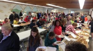 You Won't Want To Miss The Biggest Christmas Cookie Sale In Wisconsin