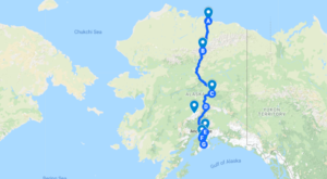This Scenic Road Trip Takes You To All 7 Wonders Of Alaska