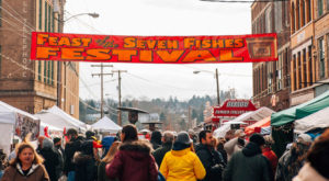 This Italian Christmas Street Festival In West Virginia Is As Good As It Gets