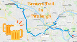 Take The Pittsburgh Brewery Trail For A Weekend You'll Never Forget