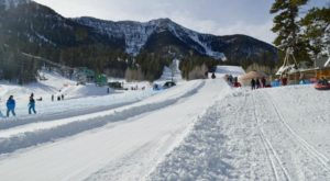 Nevada Is Home To The Country's Most Underrated Snow Tubing Park And You'll Want To Visit