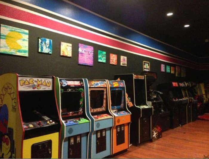 This Vintage Game Arcade In Northern California Has Over