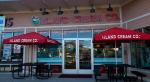 Satisfy Your Sweet Tooth With The Ice Cream From This Charming Little Shop In Hawaii