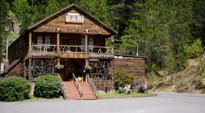 The Historic Restaurant That's Been Around Since Before Idaho Was Even A State