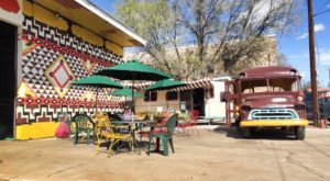 This Funky Small Town Restaurant In New Mexico Is Incredibly Unique