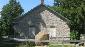 The Oldest Church In Ohio Dates Back To The 1800s And You Need To See It