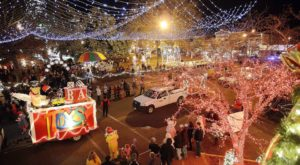 Visit Mississippi's City Of Lights For The Best Christmas Festival In The State