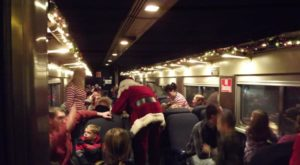 The Magical Polar Express Train Ride In Buffalo Everyone Should Experience At Least Once