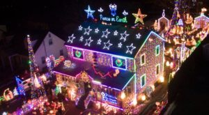 The Twinkliest Town In Connecticut Will Make Your Holiday Season Merry And Bright