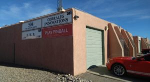 This Old-School Pinball Arcade In New Mexico Will Have You Nostalgic For The Past