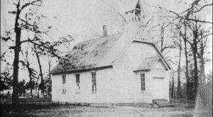 The Oldest Church In Arkansas Dates Back To The 1800s And You Need To See It