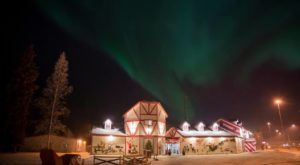 Don't Let The Holiday Season Pass You By Without A Visit To Santa's Christmas Factory In Alaska