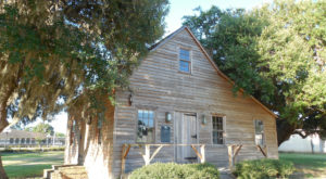 The Republic Of Texas' Birthplace Is A Historic Tiny Town Everyone Should Visit