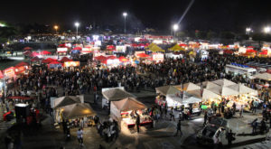 You Won't Want To Miss This Epic Holiday Night Market In Louisiana