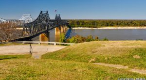 The Breathtaking Overlook In Mississippi That Lets You See For Miles And Miles