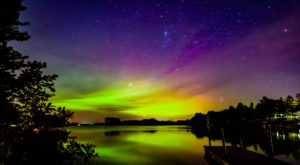 Photography Of The Northern Lights Appearing In The Continental US Is Mesmerizing