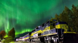 This Northern Lights Train In Alaska Is An Adventure That You Don't Want To Miss