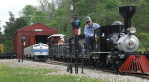 The One Train Ride In West Virginia Guaranteed To Make You Feel Like A Kid Again