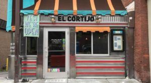 The Freshest Mexican Food In Vermont Is Hiding Inside This Itty Bitty Historic Diner