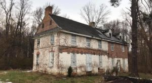 Most People Don't Know About These Strange Ruins Hiding In Delaware