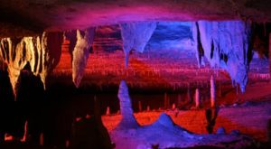 A Trip Inside Tennessee's Frozen Caves Is Positively Surreal
