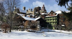 The Magical Mountain House In New York That Will Give You An Unforgettable Stay This Winter