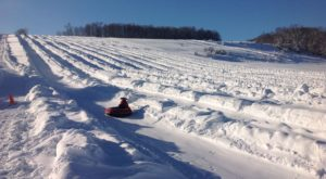 New York Is Home To The Country's Most Underrated Snow Tubing Park And You'll Want To Visit