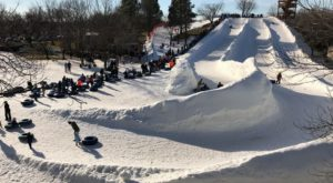 Idaho Is Home To The Country's Best Snow Tubing Park And You'll Want To Visit