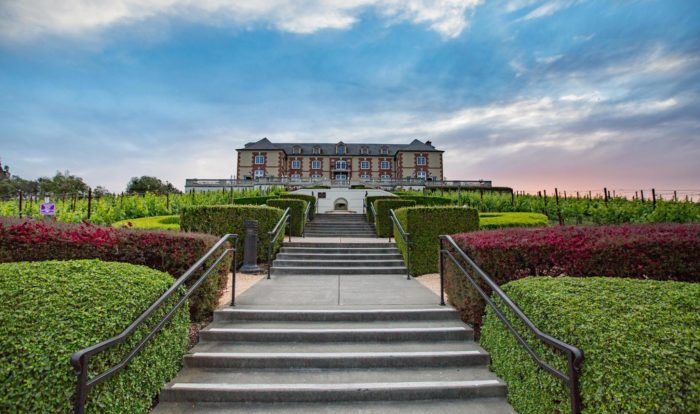 This Might Be The Most Beautiful Winery In All Of North America