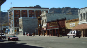There Are More Than 40 Historic Buildings In This Special Nevada Town