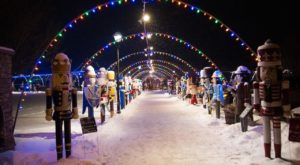 The Magical Christmas Nutcracker Village In Ohio Where Everyone Is A Kid Again