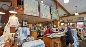 The Largest Quilt Shop In New York Is Truly A Sight To See
