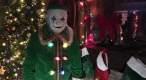 This Haunted Holiday House In Missouri Will Give You A Very Creepy Christmas