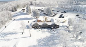 The Mountain Resort Near Pittsburgh That's Perfect For A Winter Getaway