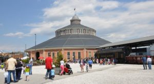There's Only One Remaining Train Station Like This In All Of Maryland And It's Magnificent