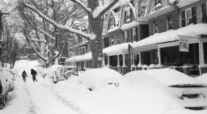 It's Impossible To Forget The Year Delaware Saw Its Single Largest Snowfall Ever
