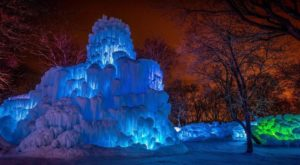 These Jaw-Dropping Ice Castles Are Returning to Wisconsin This Winter And You Need To See Them