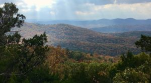 Hike This Bluff Trail In Arkansas For A Heavenly View