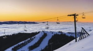 America's First Ski Resort Is Still One Of The Best For A Winter Visit