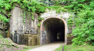 The One-Of-A-Kind Trail In West Virginia With 38 Bridges and 10 Tunnels Is Quite The Hike