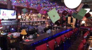 Get Into The Spirit Of The Season At This Christmas-Themed Bar In Vermont