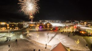 The Winter Village In Montana That Will Enchant You Beyond Words