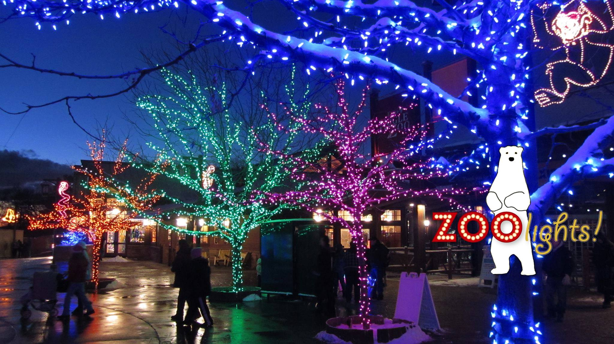 Zoo Lights At Utah S Hogle Zoo Is Even Better This Year