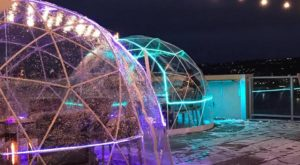 These Rooftop Igloos Are The Coolest Place To Go In Cincinnati This Winter