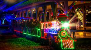 All Aboard New Mexico's Spectacular Christmas Train For A Magical Holiday Experience