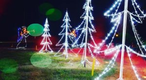 The Twinkliest Town In Arkansas Will Make Your Holiday Season Merry And Bright